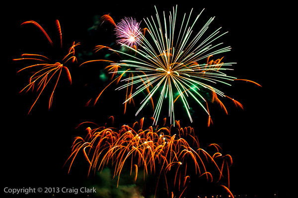 4th of July 2015 Fireworks