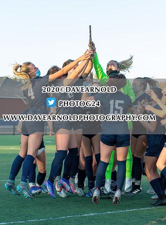 11/8/2020 - Girls Varsity Soccer - NHIAA Division 1 State Final - Windham vs Exeter