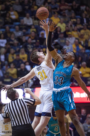 35431 Men's Basketball vs CCU March 2019