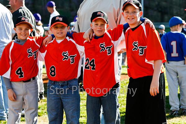 American Little League Opening Ceremonies 04-10-10