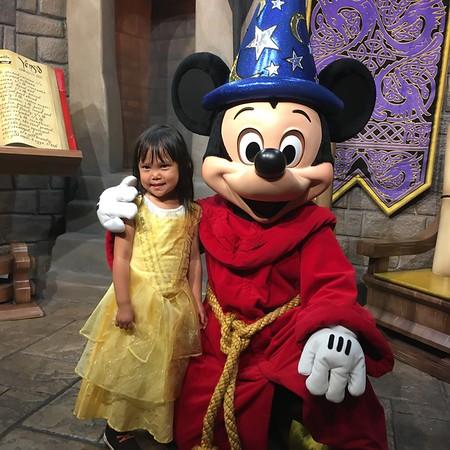 1007-10 Disney World with Chan GP