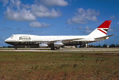 British Airways (historic liveries)