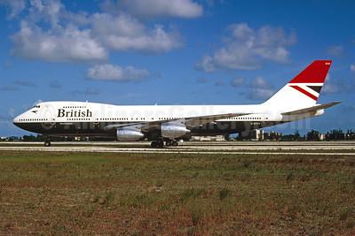 British Airways (historic liveries)
