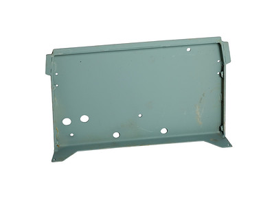JOHN DEERE BATTERY TRAY (STEEL) AL79635