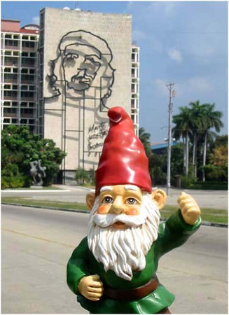 Gnome Around the World