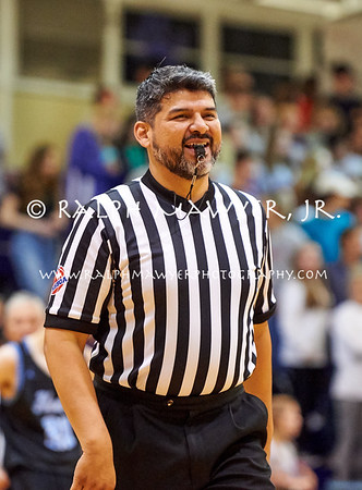 Referees & Officials - Basketball