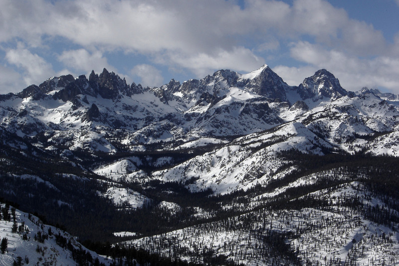 2008 01/11 to 01/14: Mammoth