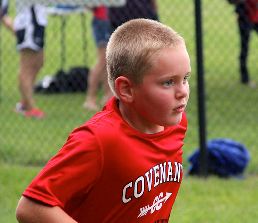 The Covenant School Cross Country 2014