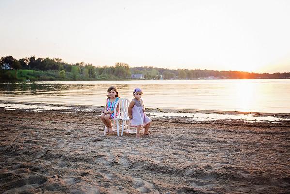 Harper + Mila | Summer 2015