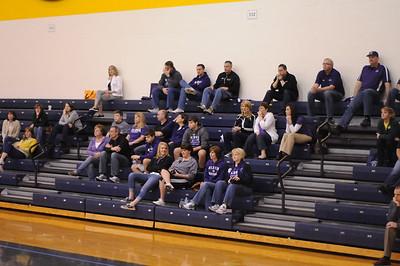 2013 Varsity Volleyball vs. Lakewood St. Edward