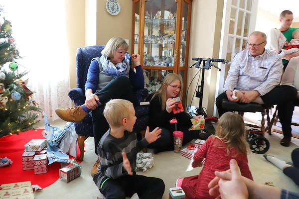 Christmas at Jansens - 12/25/19