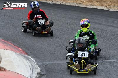 Go Quad Racer # 31 Yellow