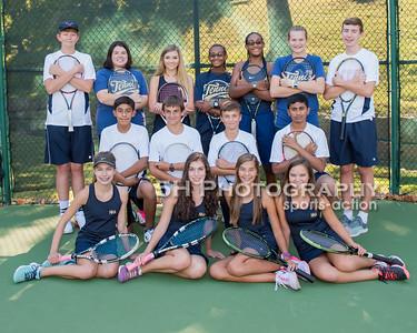 Haas Hall Bentonville Tennis Team