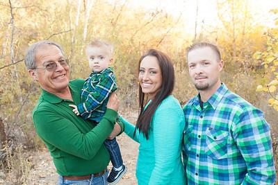 Kaleb and Family