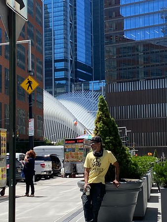 Day 12 - New York Lower Manhattan