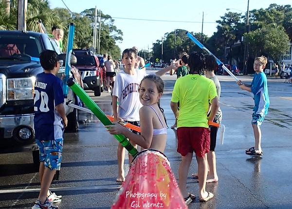 May 16, 2014. Tybee Island, GA Beach Bum Parade