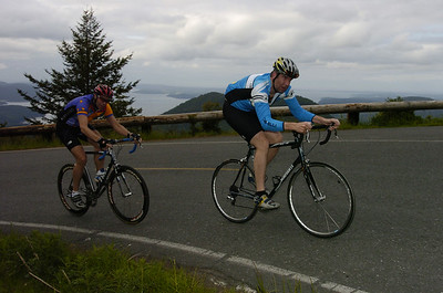 2007 Mt. Constitution Hill Climb