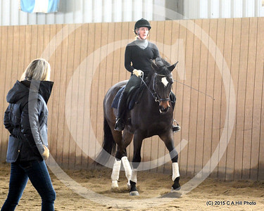 2015.3.21 - Tori and Cindy - lessons with Danielle