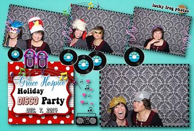 Grace Hospice Xmas Party