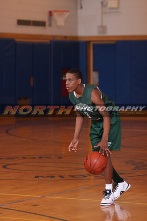 Middle School Boys Basketball North Photogrpahy