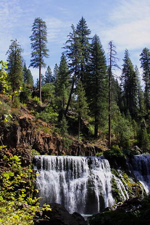Falls of the McCloud River