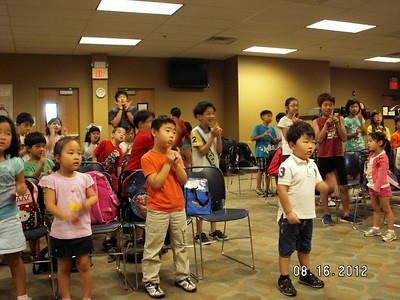 Kids Camp 2012 pt. 2