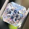 3.02ct Antique Asscher Cut Diamond, GIA G VS2 1