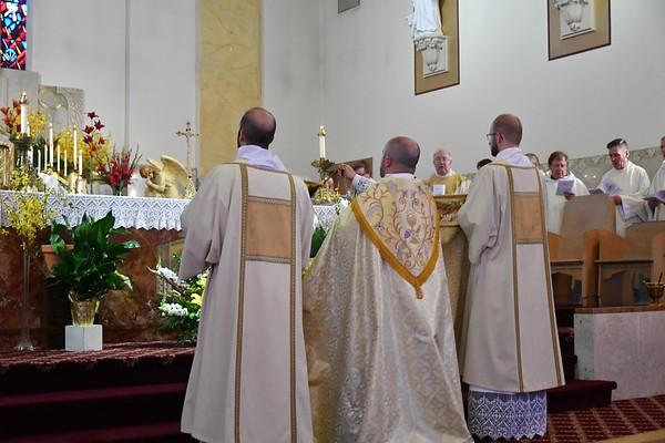 1st Mass