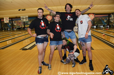 Dukes Of Haggard #3 - Squad 1 - Punk Rock Bowling 2012 Team Photo - Sam's Town - Las Vegas, NV - May 26, 2012