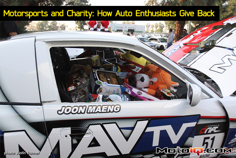 Motorsports and Charity