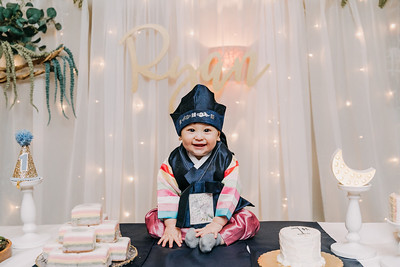 Ryan 1 Year Celebration