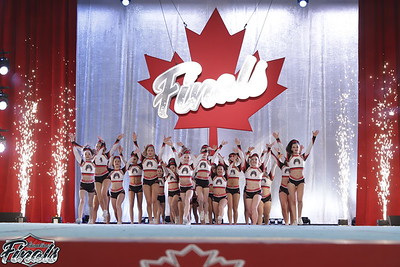 Flames All Stars  Outblast - Canadian Finals Level 3
