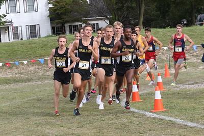 Men's 6K - 2021 Golden Grizzlies Open College