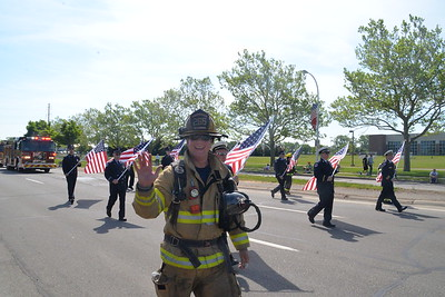 Dearborn Fire at 2016 Dearborn Memorial day parade
