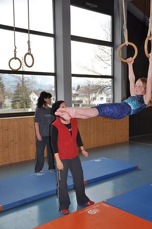 20.03.2010 - GETU interner Trainerkurs