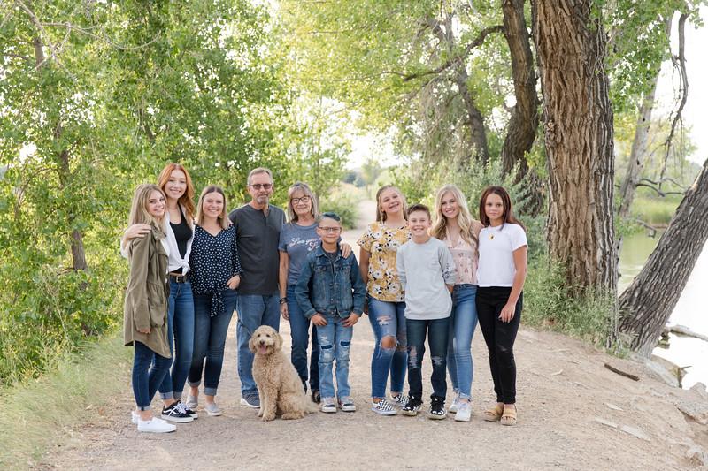 Koch Family at McKay Lake