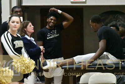 2018-01-18 ATH Athletic Training at Basketball Game