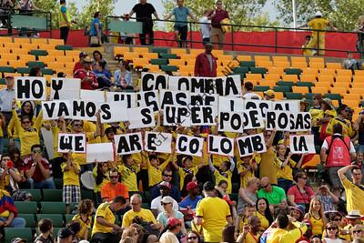 USA vs Colombia - Jun 22nd