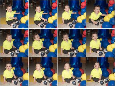 Mattia Scaiotti 1st birthday 2015