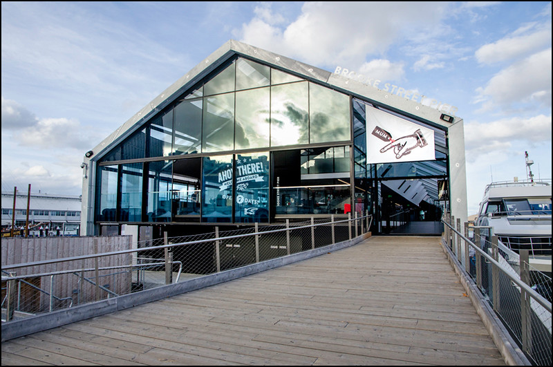 The Glass House - Brooke Street Pier