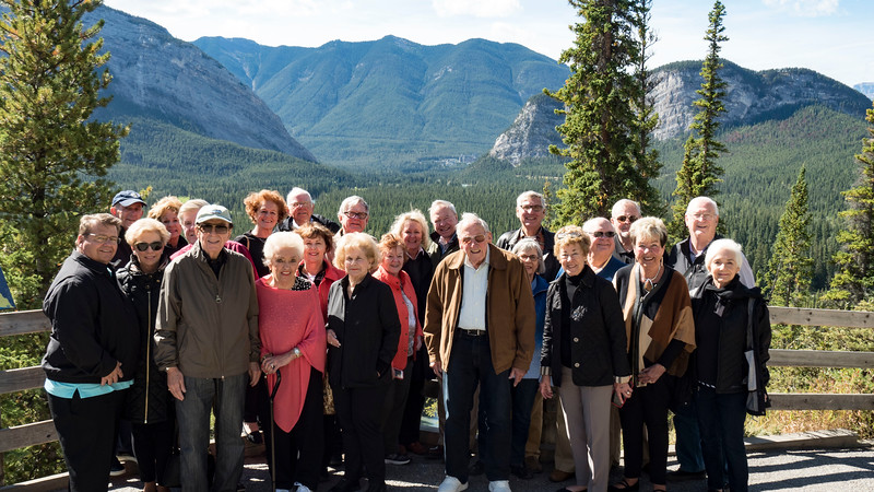 2017 Sept. Rocky Mountaineer Trip