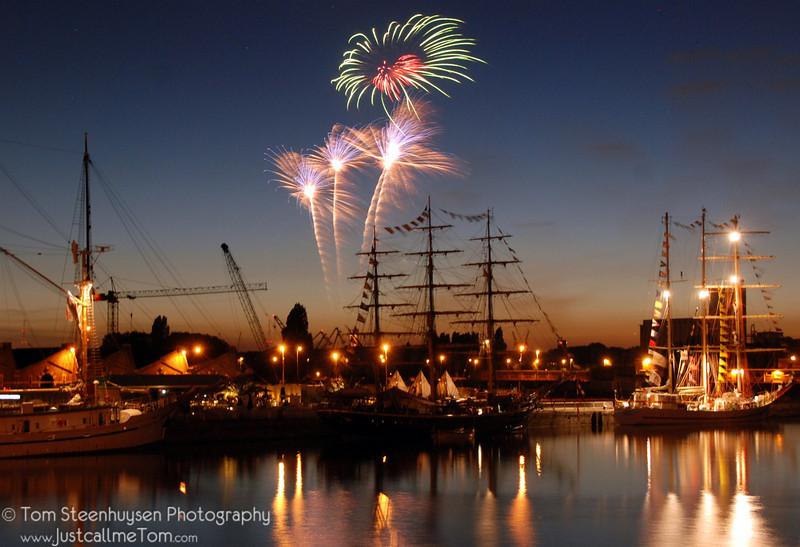 Tall Ships Antwerp 2010