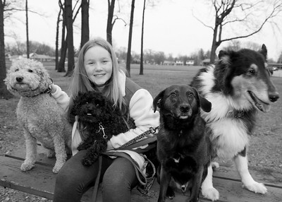 Samantha & the Dogs