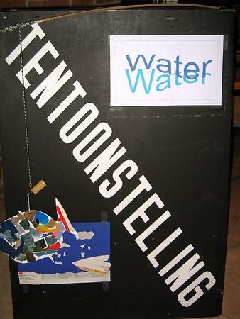 Tentoonstelling waterproject