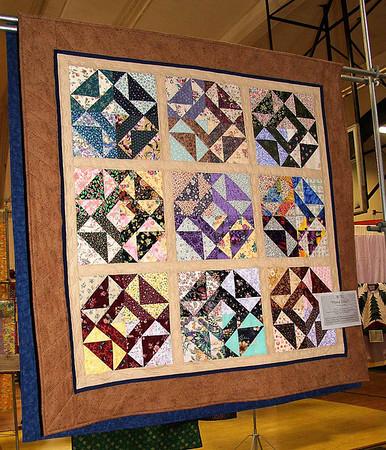 Franklin County Quilters Guild Quilt Show (St. Albans, VT) 2011