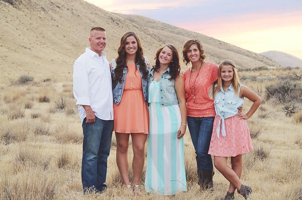 Emily Benson & Family