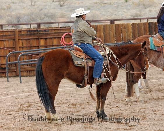 Mortenson Silver & Saddles ~ Roping & Horsemanship Clinic