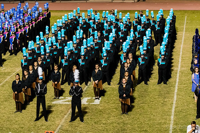 2016 Highland Marching Band