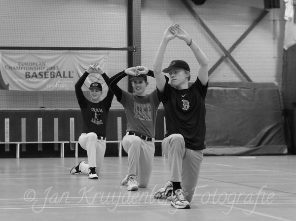 20130216 Zaaltraining Diamonds Amsterdam