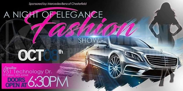 MERCEDES BENZ - A NIGHT OF ELEGANCE FASHION SHOW